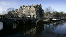 Audio «Prächtig und einzigartig – Amsterdams Wasserstrassen» abspielen