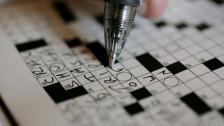 Audio «100 Jahre Kreuzworträtsel - eine Hommage» abspielen