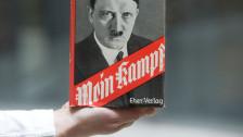 Audio «Hitlers «Mein Kampf» boomt als e-book» abspielen