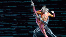 Audio «Grosse Ballettpremiere im Opernhaus Zürich» abspielen