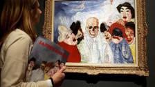 Audio «James Ensor im Kunstmuseum Basel» abspielen