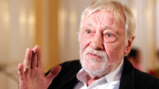 Audio «Zum Tod von Dietmar Schönherr: Erinnerungen von Xavier Koller» abspielen