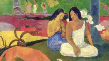 Audio «Gauguin in Basel: gigantisch - Gauguin auf Tahiti: klein aber fein» abspielen