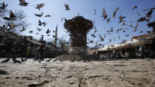 Audio «Film: «Les Ponts de Sarajevo»» abspielen