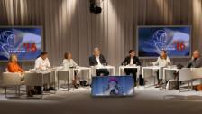 Audio «Wettlesen in Klagenfurt: Dieter Zwicky vertritt die Schweiz» abspielen