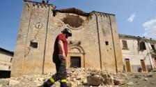 Audio «Das Erdbeben in Italien zerstörte auch zahlreiche Kulturgüter» abspielen