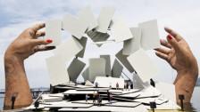 Audio «Oper mit Gewitter: Bregenzer Festspiele zeigen «Carmen»» abspielen