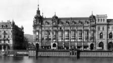 Audio ««Schweizerspiegel» Lesung in Auszügen von Meinrad Inglin 1/8» abspielen