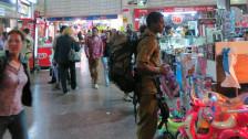 Audio «Ein Unort? – Der Busbahnhof Tel Aviv» abspielen