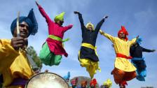 Audio «Indien 2: Zeitgenössische Musik aus Kolkata» abspielen