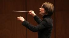 Audio «Die Geheimnisvolle aus Helsinki: Susanna Mälkki, Dirigentin» abspielen