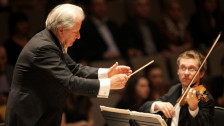 Audio ««Old School mit Visionen» – Neville Marriner zum 90. Geburtstag» abspielen