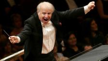 Audio «Schattentänzer im Bühnenlicht – der Dirigent Leonard Slatkin» abspielen