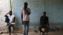 Audio «Ein Schutzengel für eritreische Flüchtlinge» abspielen