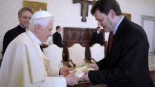 Audio «Papstbiograph Peter Seewald im Gespräch» abspielen
