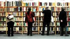 Audio «Buchmesse Leipzig: Klippen und Chancen für junge Verlage» abspielen
