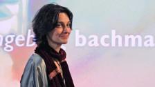 Audio «Siegerlesung des Ingeborg-Bachmann-Wettbewerbs 2013» abspielen