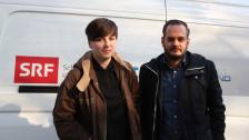 Audio «Dorothee Elmiger und Jonas Lüscher im Gespräch» abspielen
