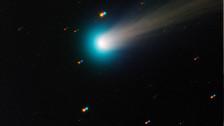 Audio «Komet Ison macht es spannend» abspielen
