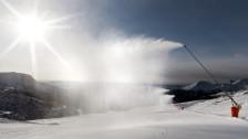 Audio «Stromsparende Schneekanonen» abspielen