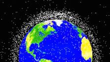 Audio «Weltraumschrott – lässt er sich noch eindämmen?» abspielen