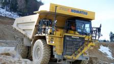 Audio «Riesen-Truck unter Strom» abspielen