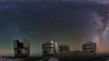 Audio «Riesenteleskope mit neuer Brille» abspielen