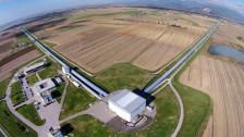 Audio «Neue Suche nach Gravitationswellen» abspielen