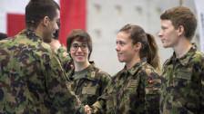Audio «Soldatinnen an die Front!» abspielen.