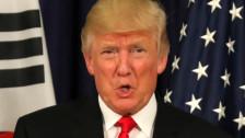Audio «Donald Trump verkündet: «Ich bin ein Hamburger»» abspielen.