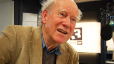 Audio «Franz Hohler: «Mit 70 weiss man, langsam schmilzt die Zukunft»» abspielen