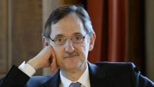 Audio «Mario Fehr, Sicherheitsdirektor: «Polizisten sind keine Jammeri!»» abspielen.