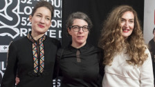 Audio «Filmemacherin Petra Volpe: «Ich lebe meinen Traum»» abspielen