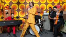 Audio «SRF 3 Best Talent: Tom Swift mit «Dress Up»» abspielen