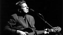 Audio «Leonard Cohen live im Kongresshaus in Zürich 1993» abspielen