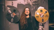 Audio «Veronica Fusaro live bei Hana Gadze» abspielen