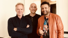 Audio «Sting und Shaggy im Interview & 1968» abspielen