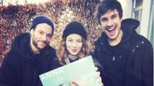 Audio «Anna Rossinelli live im Studio mit dem neuen Album «White Garden»» abspielen.