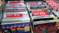 Audio «Vinyl-Woche: Rock-Raritäten mit «Fribi» vom Outsider-Shop» abspielen