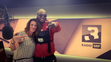 Audio «Murphy (CH): Trendy Afrobeats, Afro-Trap und Afro-Rumba aus Bern» abspielen.