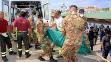 Audio «Über hundert Flüchtlinge ertrinken vor Lampedusa» abspielen