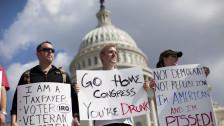 Audio «Stillstand in Washington hält an» abspielen