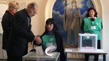 Audio «Georgien wählt Nachfolger von Saakaschwili» abspielen