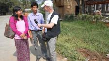 Audio «Urs Morf: Burma – eine potentielle Schatzkammer Asiens» abspielen