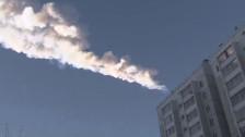 Audio «Russland von Meteorit getroffen» abspielen