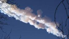 Audio ««Meteoriten kommen praktisch ungesehen»» abspielen