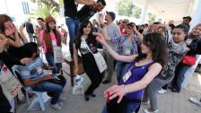 Audio «Tunesien: Sozialforum übt den Dialog» abspielen