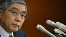 Audio «Japan öffnet die Geldschleusen noch stärker» abspielen