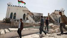 Audio «Libyen: Selbsternannte Herrscher bestimmen den Alltag» abspielen