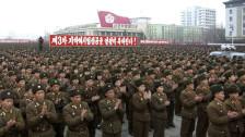 Audio «US-Aussenminister Kerry warnt Nordkorea» abspielen